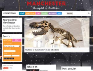 vman-web-01.visitmanchester.com screenshot