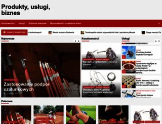 vmaxkolarze.pl screenshot