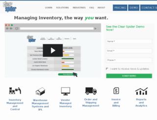 vmi1.clearspider.com screenshot