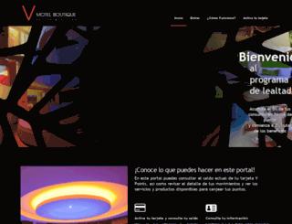 vmotelboutique-rewards.com screenshot