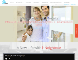 vms.i-neighbour.com screenshot