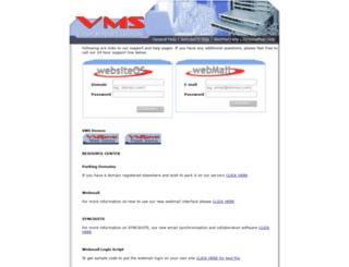 vmsol.com screenshot
