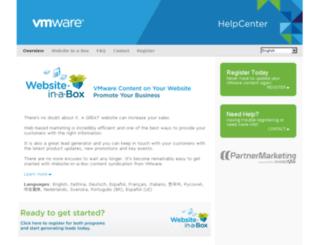 vmware-staging.sharedvue.net screenshot