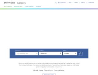 vmware.jobs screenshot