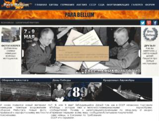 vn-parabellum.com screenshot
