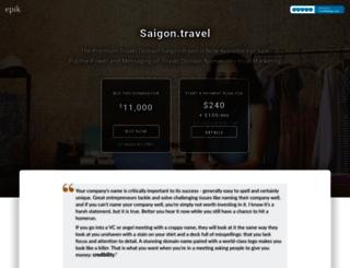 vn.saigon.travel screenshot