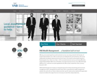 vnbwealth.com screenshot