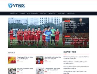 vnex.com.vn screenshot