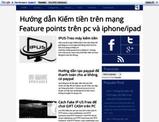 vnfeaturepoint.blogspot.com screenshot