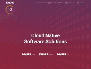 vngrs.com screenshot
