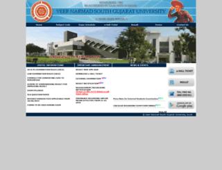 vnsguexam.org screenshot