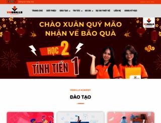 vnskills.com screenshot