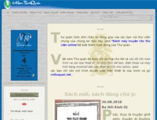 vnthuquan.net screenshot