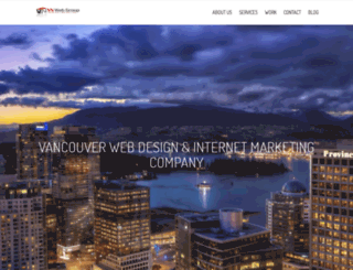 vnwebsolutions.ca screenshot