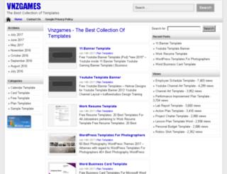 vnzgames.com screenshot