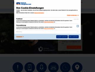 vobarsg.de screenshot