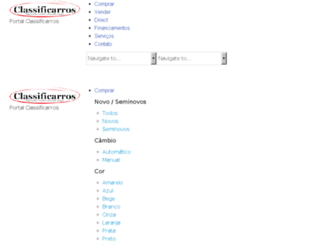 vocedecarro.com screenshot