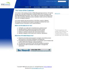 voconline.com screenshot