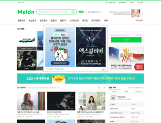 vod.melon.com screenshot