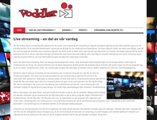 voddler.se screenshot
