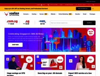 vodien.com screenshot