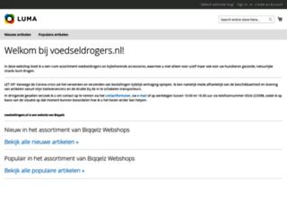 voedseldrogers.nl screenshot