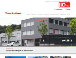voegtlin-meyer.ch screenshot
