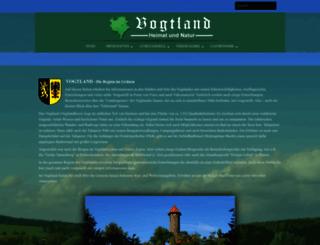 vogtland2000.de screenshot