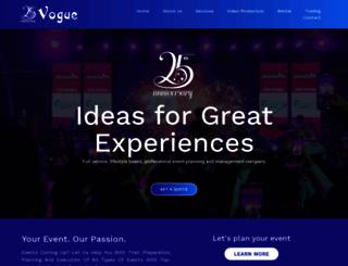 vogue.com.np screenshot