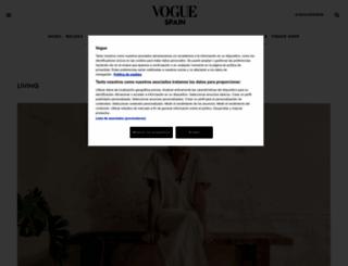 vogue.es screenshot