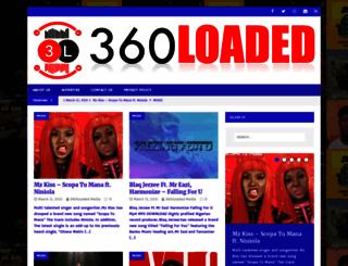 voiceofng.com screenshot