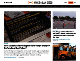 voiceofsandiego.org screenshot