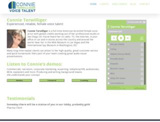 voiceover-talent.com screenshot