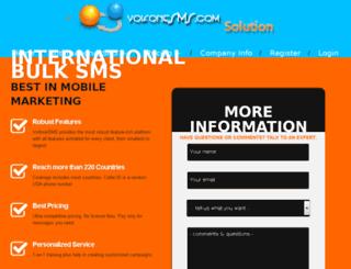 voifonesms.com screenshot