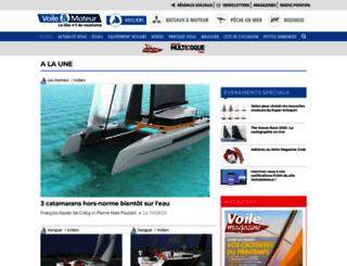 voilemagazine.com screenshot