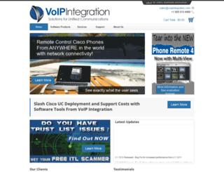 voipintegration.com screenshot