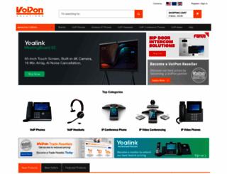 voipon.co.uk screenshot