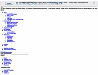 voipreview.org screenshot