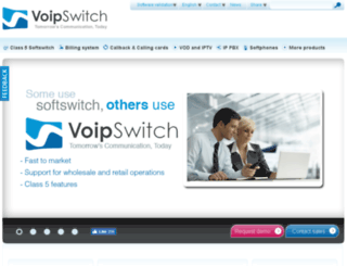 voipswitch.asia screenshot