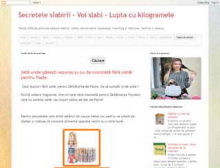 voislabi.blogspot.ro screenshot