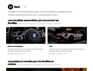 voiture-familiale.fr screenshot