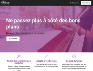 voitureo.com screenshot