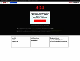 vojive.keep.pl screenshot