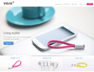 vojotech.us screenshot