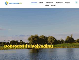 vojvodina.com screenshot