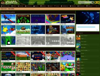 vola-e-schiva.giochixl.it screenshot