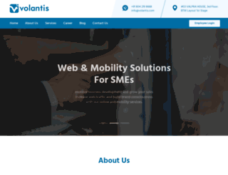 volantis.in screenshot