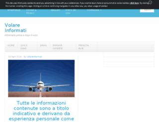 volareinformati.altervista.org screenshot