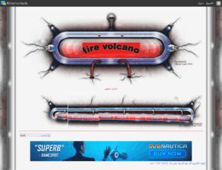 volcano.activebb.net screenshot