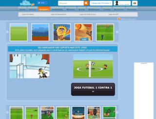 voleibol.brincar.pt screenshot